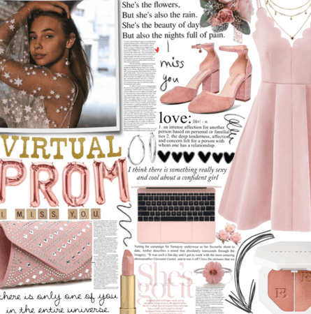 Virtual prom.