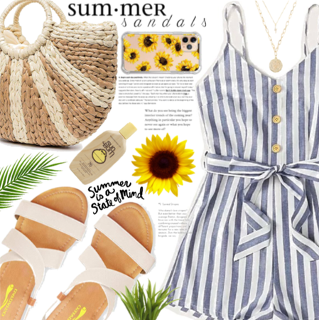 Summer Romper