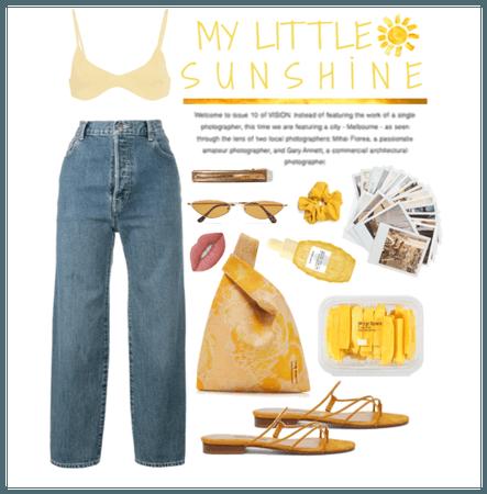 my little sunshine