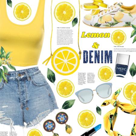 Lemon and Dneim