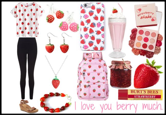 Strawberries Are My Jam