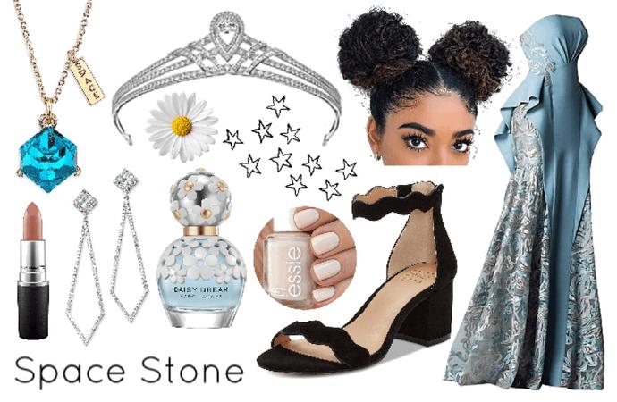 Space Stone as a princess