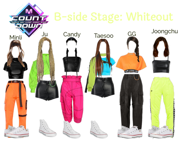 Mcountdown | B-side Stage: Whiteout
