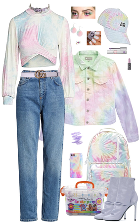 Dying for Tie-dye