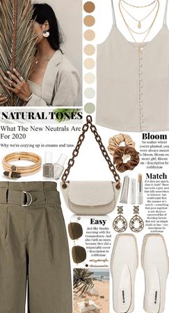 Natural Tones