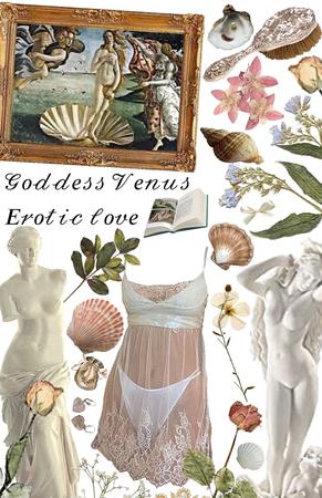 Goddess Venus Erotic Love ❤️
