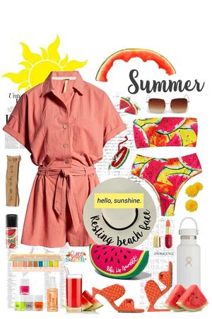 Summertime Dreamin'
