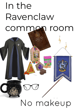 In the Ravenclaw common room
