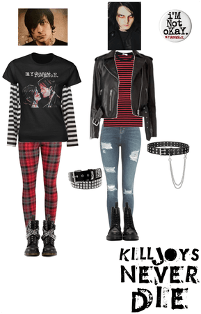 My chemical romance outfit