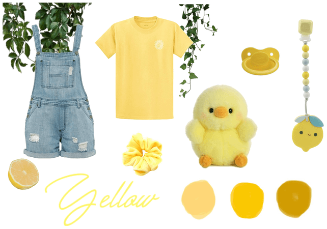 Yellow Agere Playdate