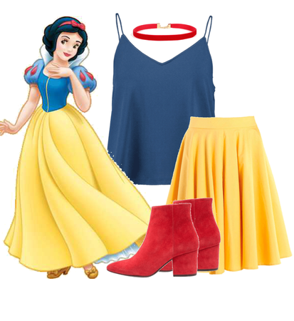 Snow White Disney Bounding