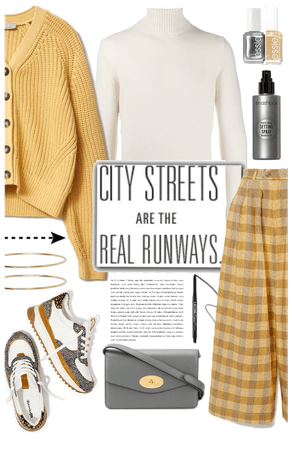 Get The Look: Plaid Streestyle