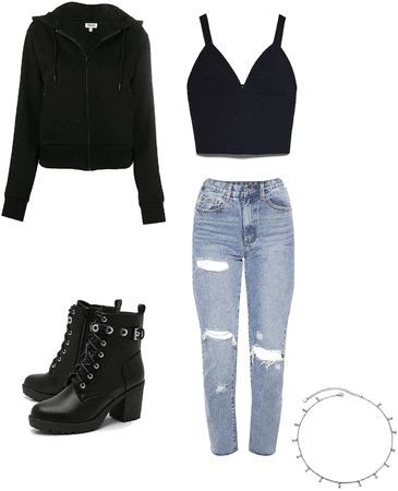 grunge, simple, comfy