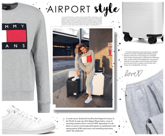 ♡ Airport Style #1 ♡
