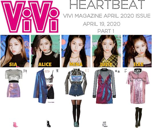 [HEARTBEAT] VIVI MAGAZINE | 2020 | PART 1