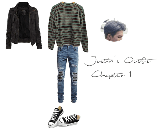 Justin's Outfit Chapter 1