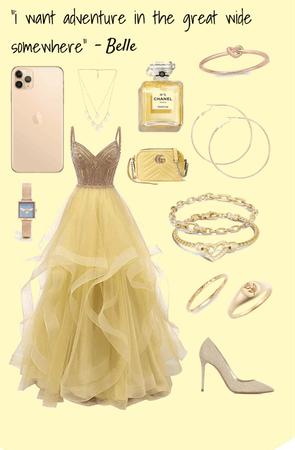 belle prom