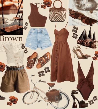 Summer Browns 🤎🌻