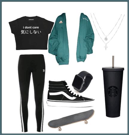 Skater / sport