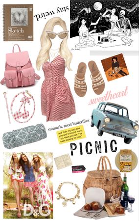 picnic 🧺 in the sky 🌌 xox