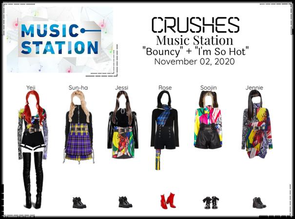 Crushes (호감) Music Station