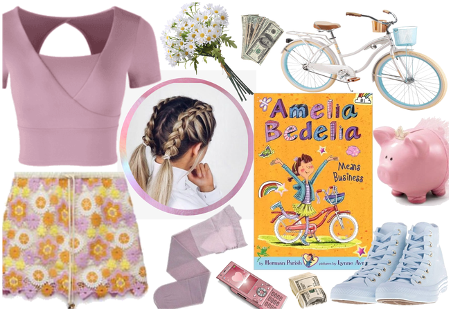 Amelia Bedelia Means Business: Grown Up