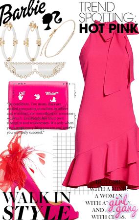 BARBIE: can't go wrong with pink ( ͡° ͜ʖ ͡°)