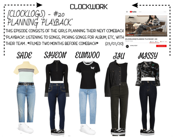 *CWK* | CLOCKLOGS EP.20 | PLANNING 'PLAYBACK'