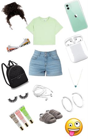 Minty green 💚💚