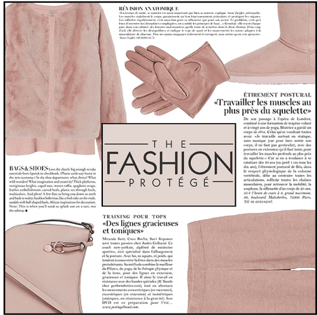 Fashion File: Layers Of Dusty Rose - Contest