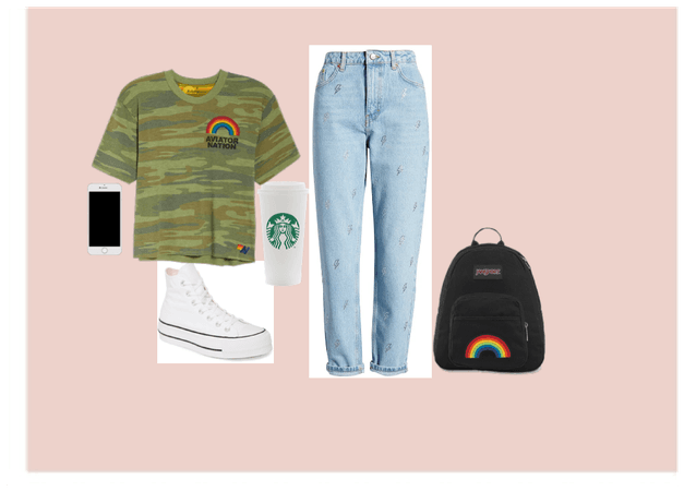 Everyday Aesthetic Outfit
