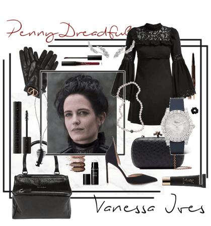 Vanessa Ives (Penny Dreadful)