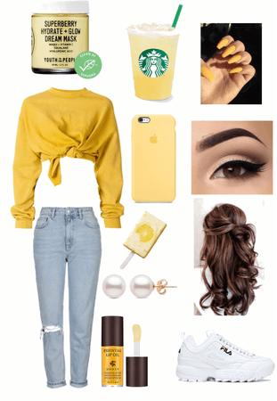 Gemini in yellow 💛