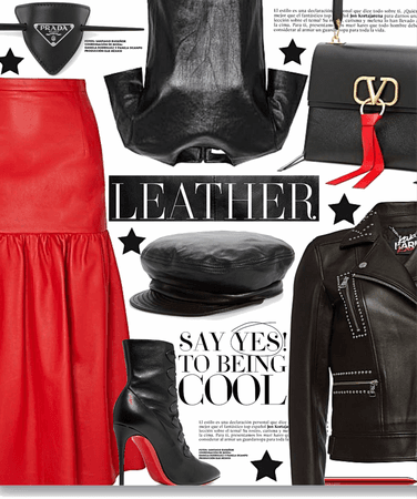 Leather everything