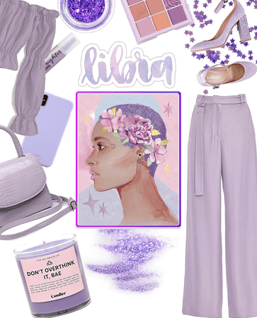 Lavender Libra