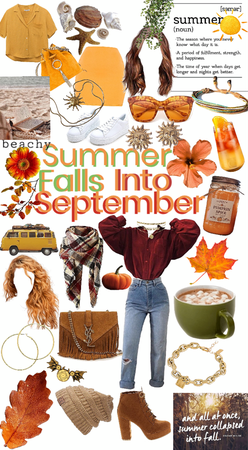 summer falls into September