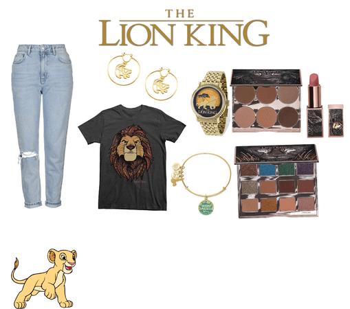 Lion king 🦁👑