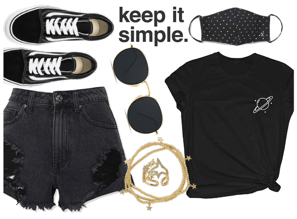 simplicity is key