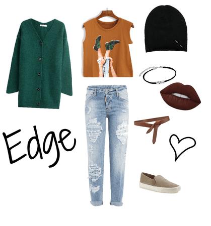 Edge vo. 1
