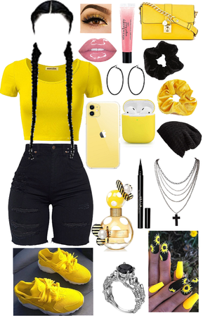 THE COLOR YELLOW MAKES ME SMILE😍☺️