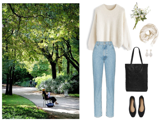 #36 Spring walk in the park