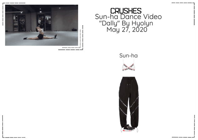 Crushes (호감) Sun-ha Dance Video