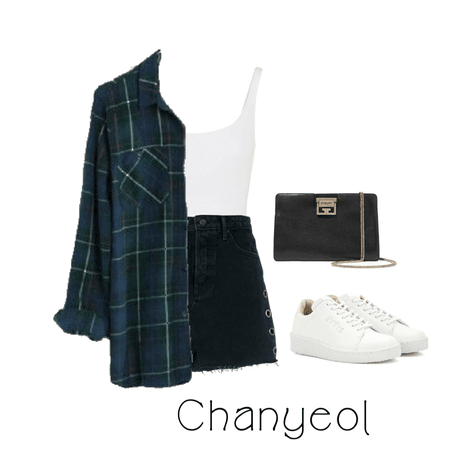 Summer date with Chanyeol | Exo