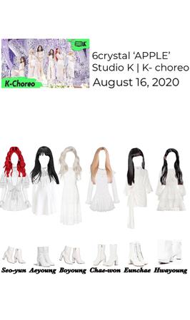 6Crystal studio k | August 16, 2020