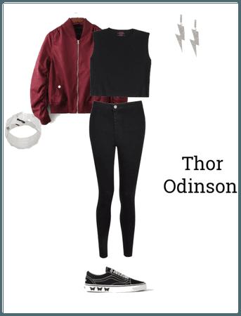 Thor Disneybound