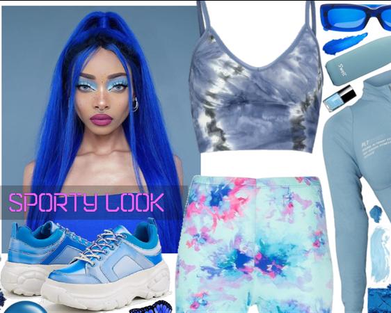 Sporty Look