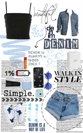 Denim will never get out of style