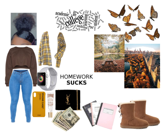 School/ fall outfit