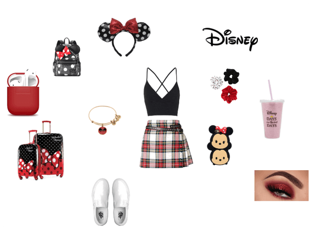 Last minute Disney trip
