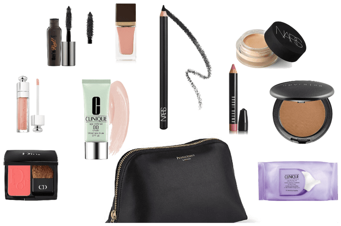 Make up - Travel Packing List